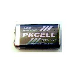 Blockbatterie 9V