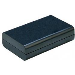 Halbschalengehäuse aus ABS mit Schnappverschluss