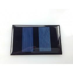 Solarmodul, 0,4 Watt
